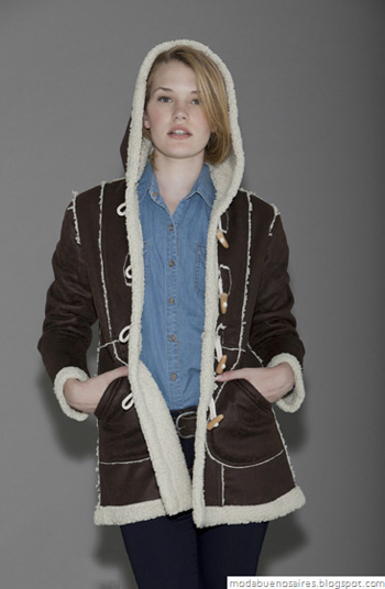 Cook otoño invierno 2012. Blog de moda Argentina. Indumentaria femenina.
