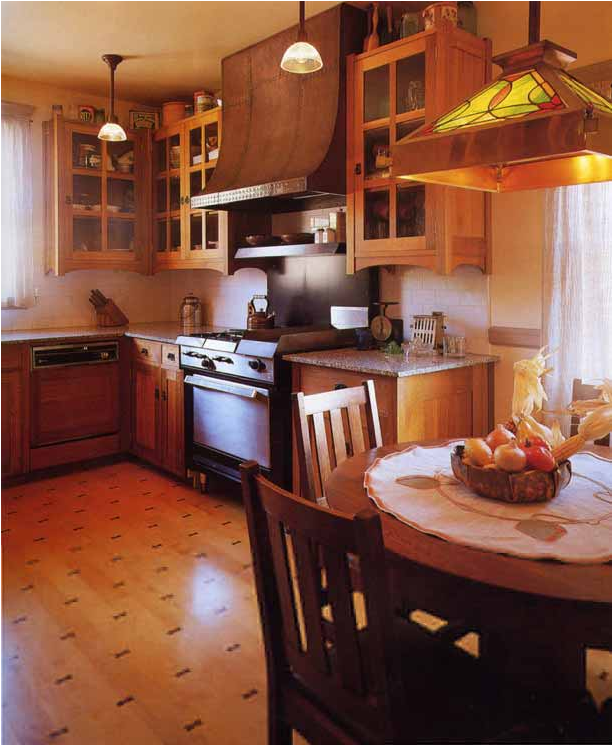 Arts And Crafts Kitchen Cabinets: Craftsman / Arts And Crafts Kitchen Cabinets