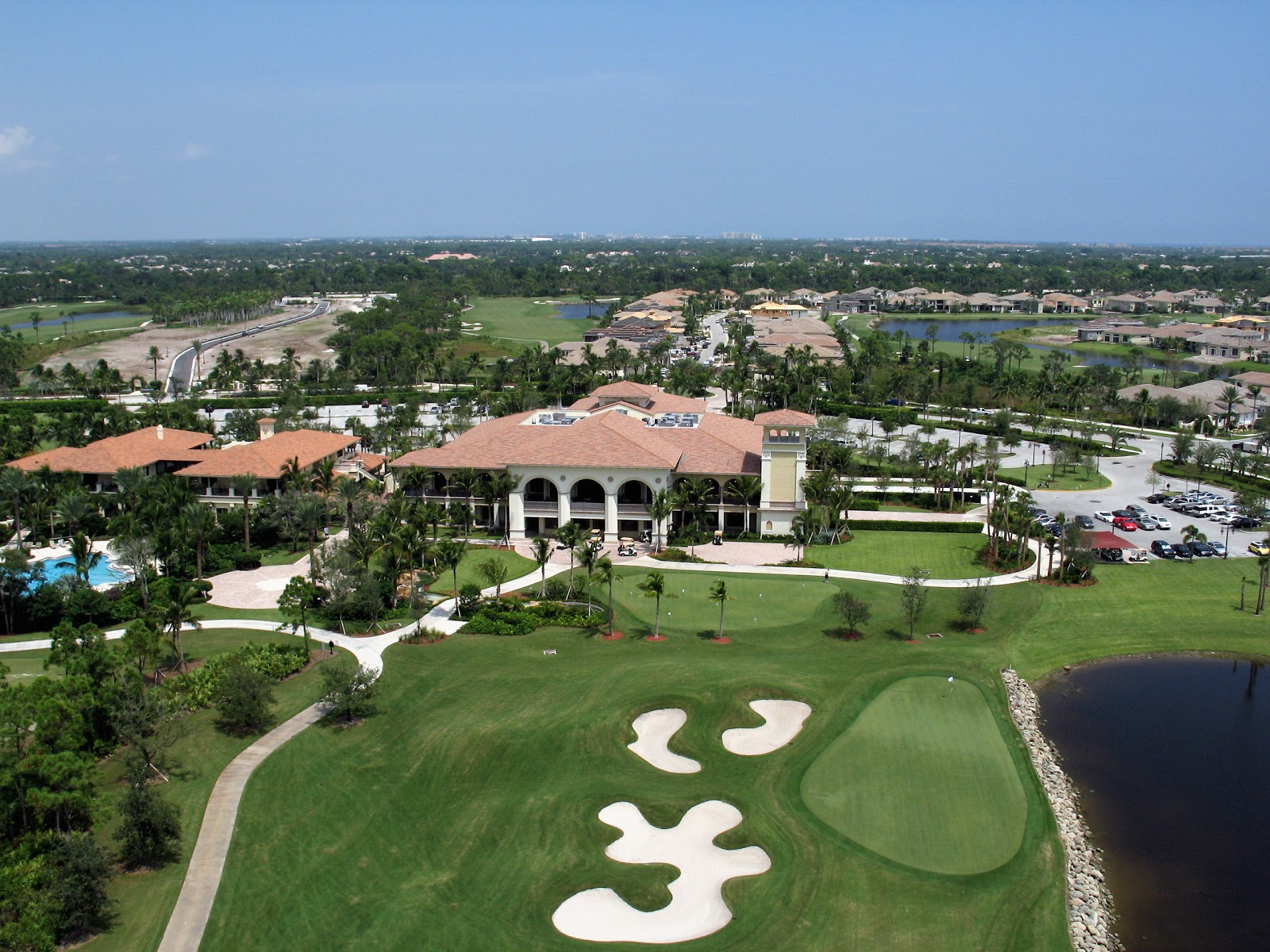 Palm Beach Gardens Golf Course Homes: Frenchman\'s Reserve Homes for ...
