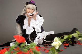 Rozen Maiden Suigintou Cosplay by Suzukaze Yuki