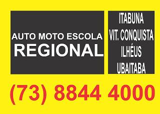 Auto Moto Escola Regional