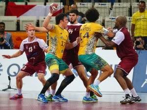 Mundial Qatar 2015: Triunfo de los locales sobre Brasil
