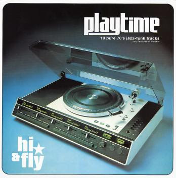 VA - Playtime Vol.1 : 10 Pure 70\'s Jazz-Funk Tracks (2000)