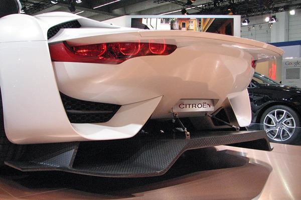 Citroen Gt Concept Wallpaper. Citroen GT Concept. Citroen GT