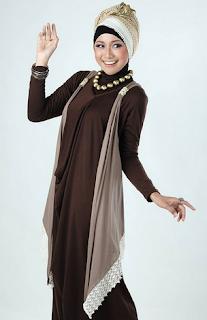 Baju Muslim Casual Terbaru