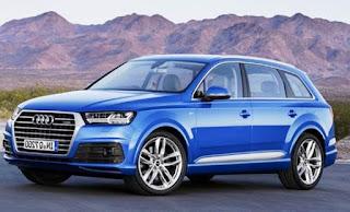 2016 Audi Q7 Release Date
