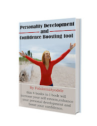 Personal Self Development, Self Esteem &Confidence Boosting Tool