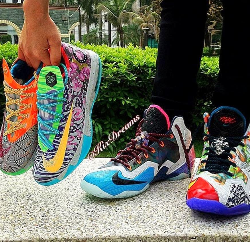 THE SNEAKER ADDICT: Nike Lebron - 229.8KB