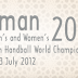 The Beach Handball 2012 World Championships