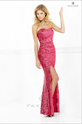 Top 10 Trends for Prom 2013 (part 1) (lipstick cocktail gowns)