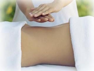 masaje y contacto