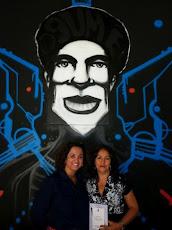 Profa. Karine Freitas e Rita Moreira