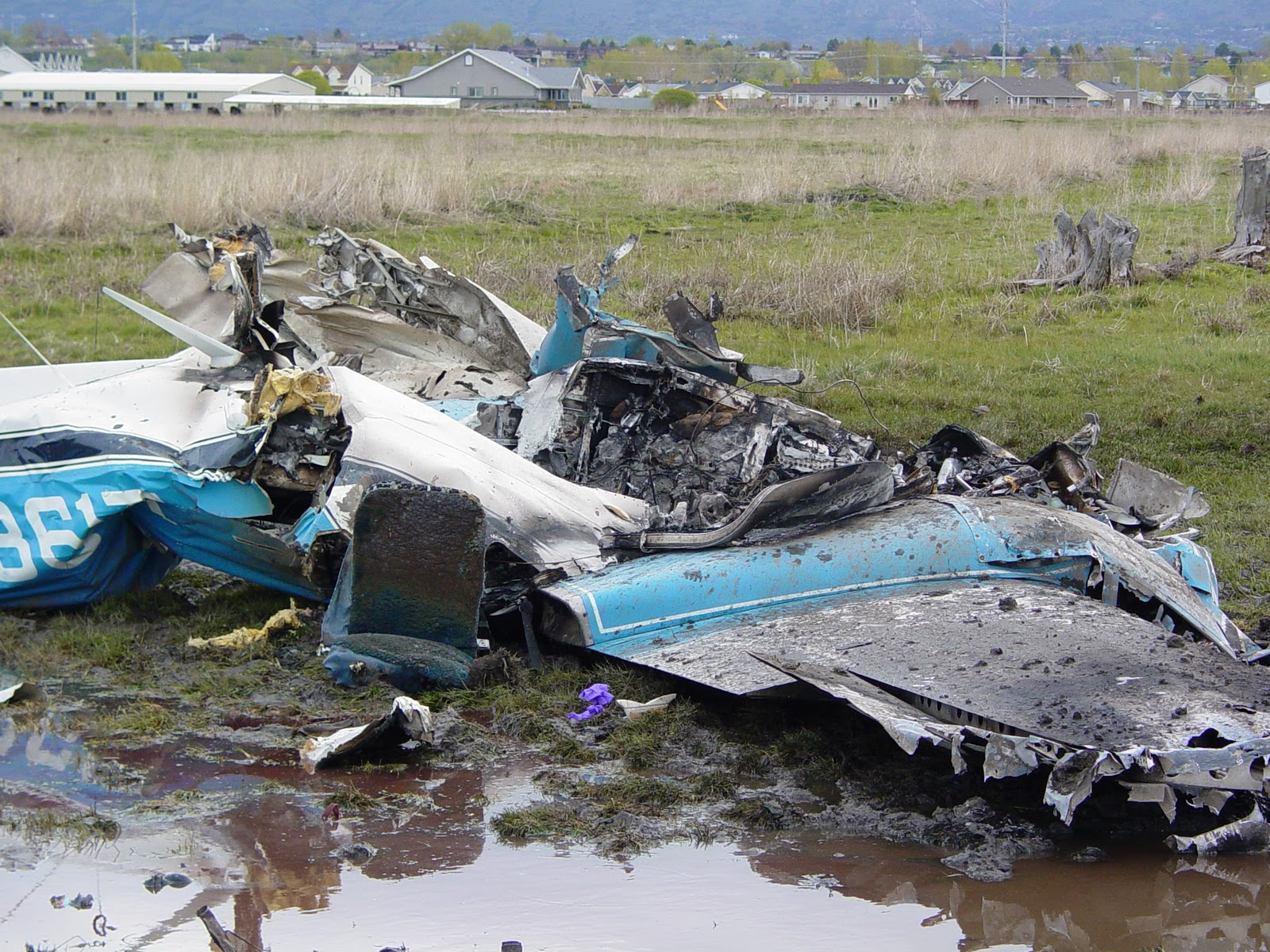Plane Crash Bodies Photos Plane crash reno air races