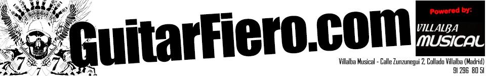 GuitarFiero.com - Clases de Guitarra Online Gratis para novatos