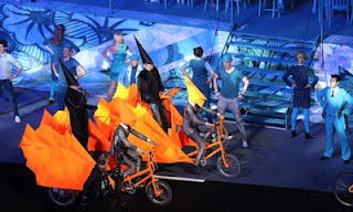 Группа The Pet Shop Boys помогла сделать шоу закрытия Олимпиады в Лондоне одним из лучших за всю историю Олимпийских Игр