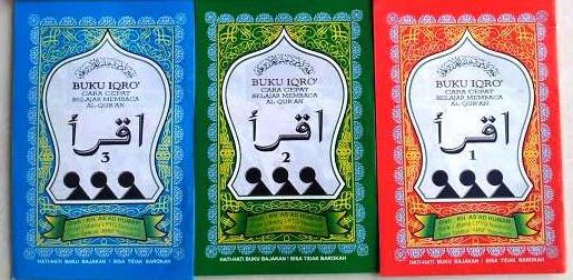 Download Buku Iqro' 1-6