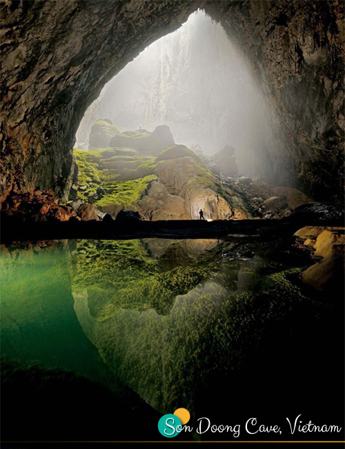 Biggest Cave in the world, beautiful cave in Asia, beautiful cave in Vietnam, Gua terbesar didunia