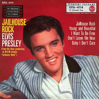 Jailhouse Rock. Elvis Presley