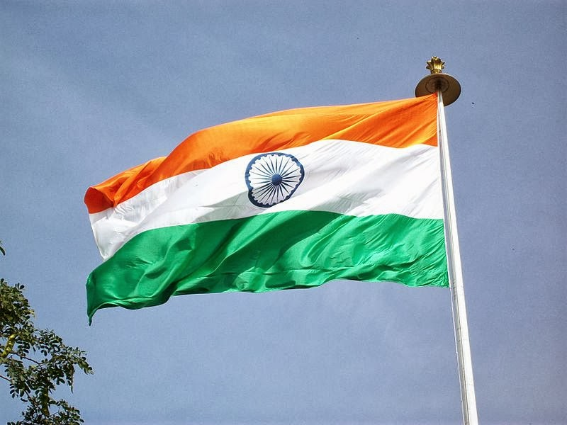 information on national flag of india