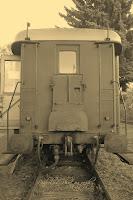 Dobový vagon