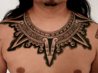Goethe Tatto Around The Neck Tattoo-Best Tattoos Collection