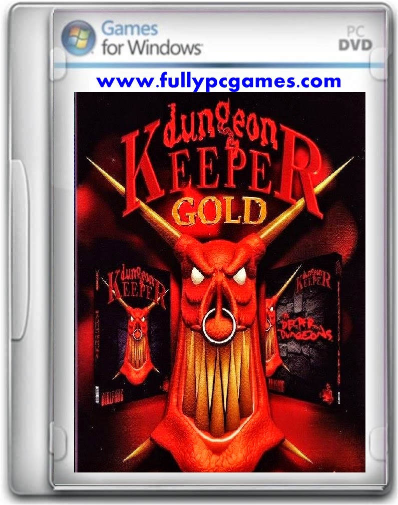 dungeon keeper gold game free download full version for pc
