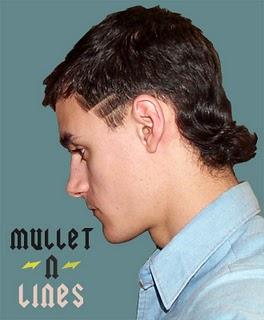 emo mullet hairstyles