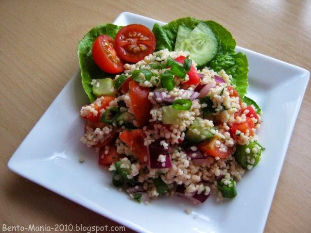 bento mania verr ckt nach der japanischen lunch box rezept couscous salat vegan. Black Bedroom Furniture Sets. Home Design Ideas