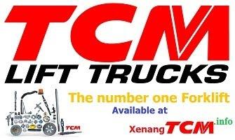 Xe nang hang TCM Diesel Dien Battery Forklift