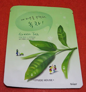 Green Tea Mask Sheet