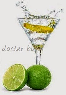 khasiat jus melon dan jeruk lemon bagi kesehatan