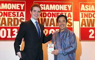 Penghargaan  Asia Money kepada Bank Mandiri