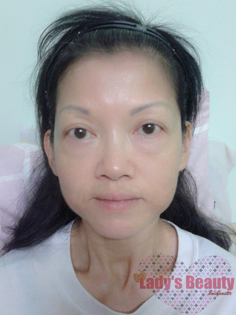 Makeover with Makeup From 50 year old to 20 year old . (Adorable)