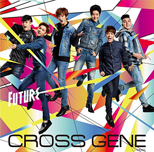 [Single] Cross Gene – Future (Japanese)