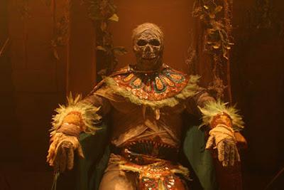 Stravične i jezive legende Mumija