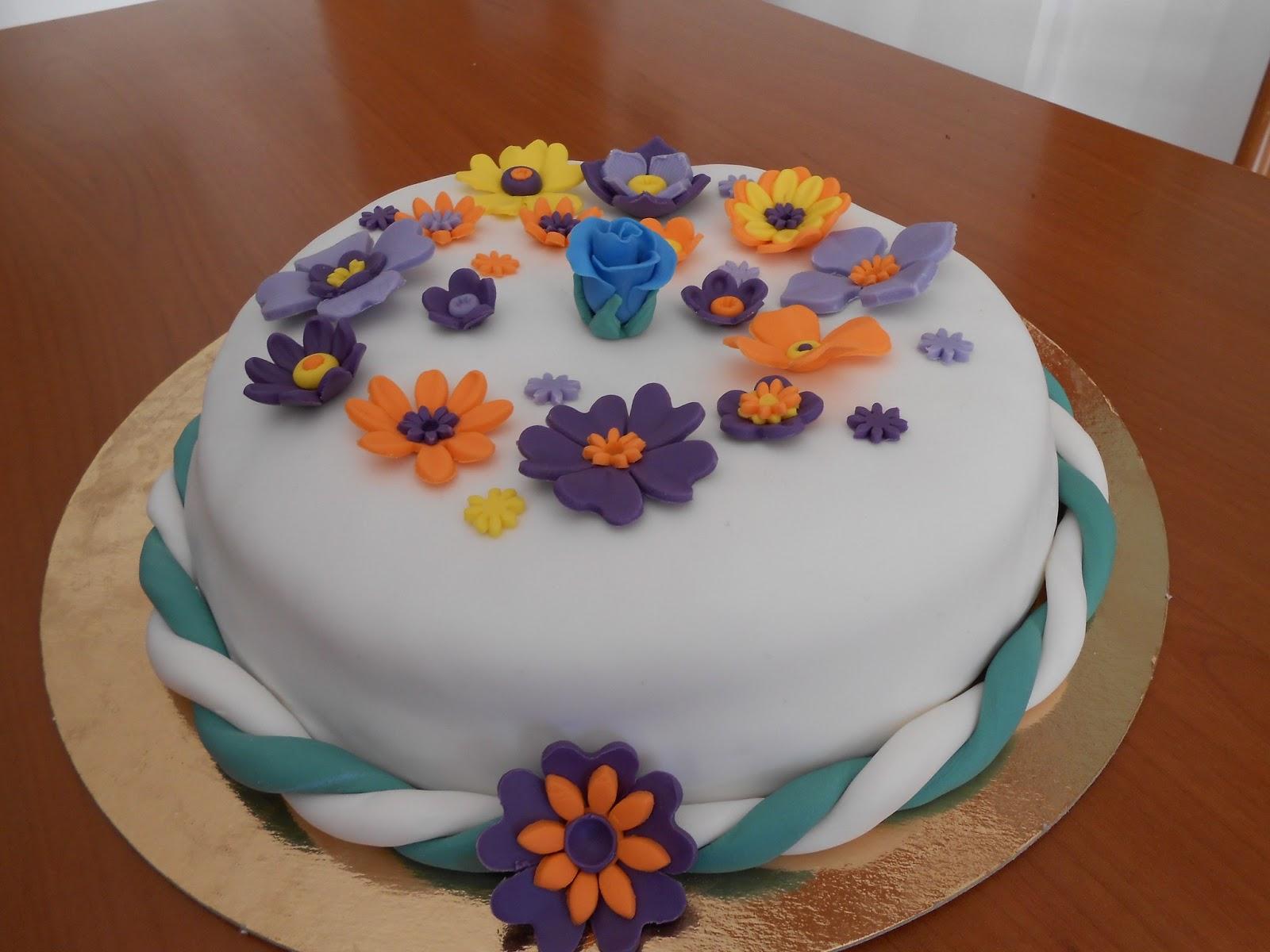 La cucina di enya le torte con il cake design - La cucina di sara torte ...