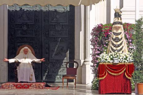 Il papa a loreto il programma ufficiale la visita alla for Programma della mappa della casa