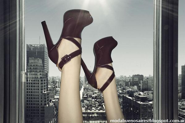 Paruolo otoño invierno 2013 zapatos