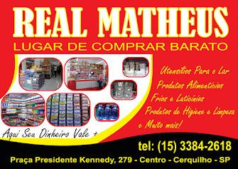 REAL MATHEUS LUGAR DE COMPRAR BARATO