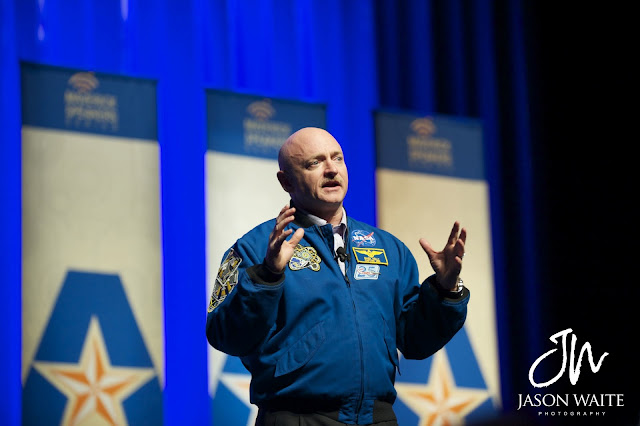 UTA maverick speakers series mark kelly