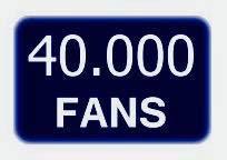 SUPERATI I 40 MILA FANS !!!