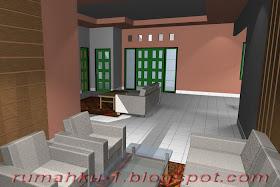 gambar plafon rumah minimalis