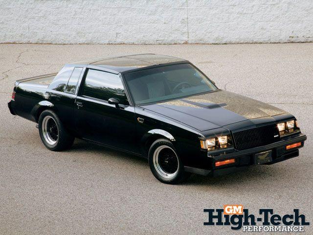 Karznshit 87 Buick Gnx
