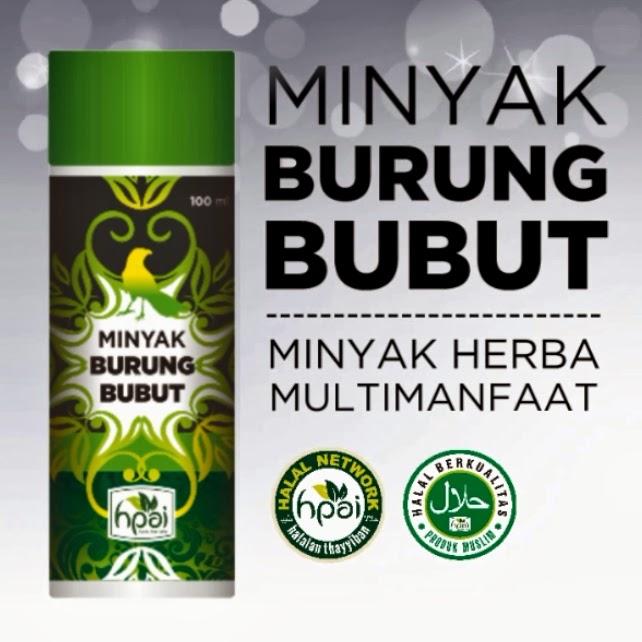 Video MINYAK BURUNG BUBUT ver2014