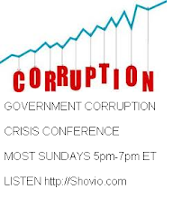 *GOVERNMENT CORRUPTION CRISIS CONFERENCES