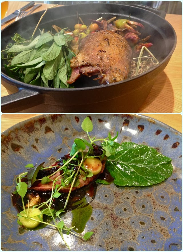 Restaurant Story, London - Wild Duck