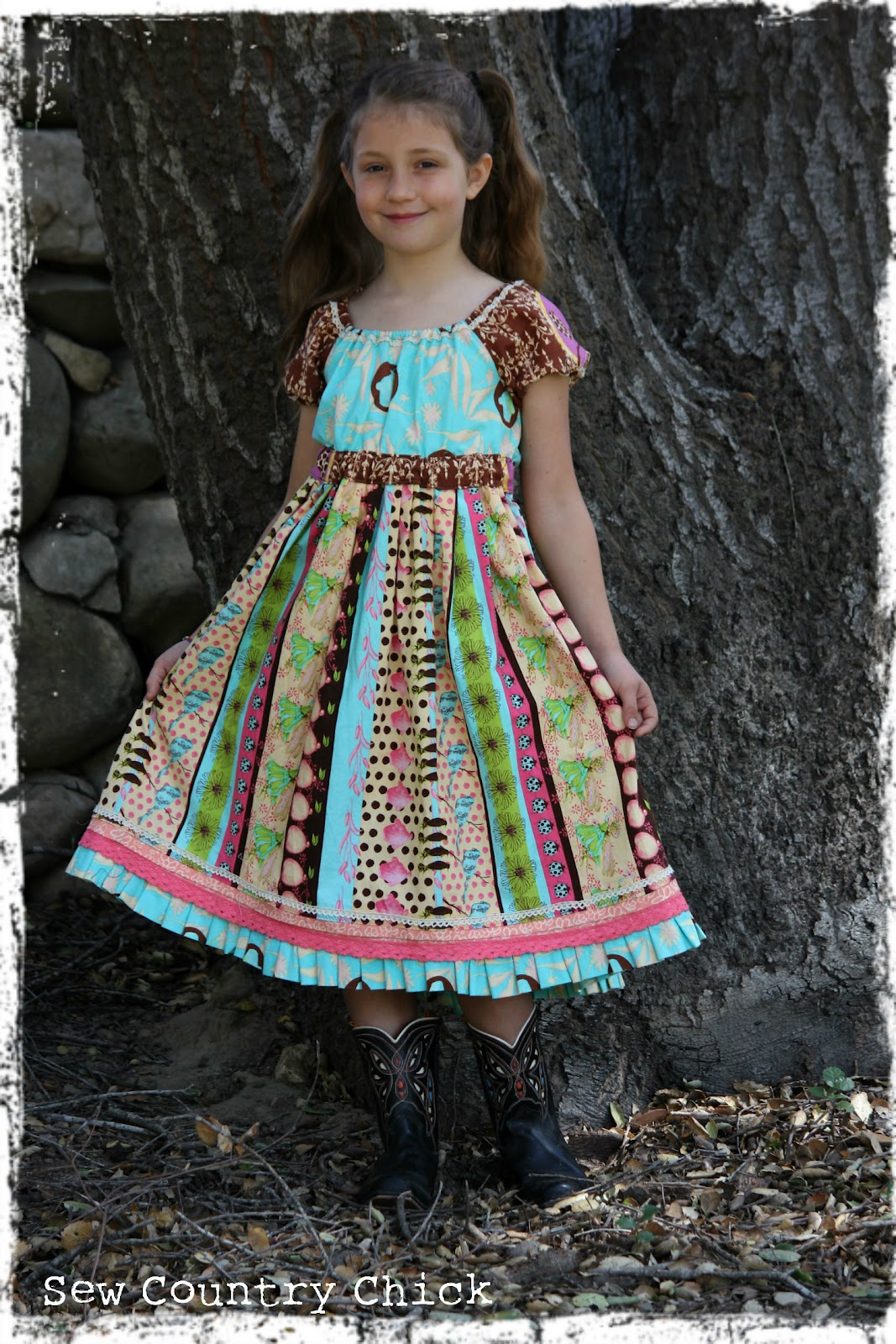 Modern Dress Sewing