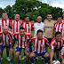Jornada de fútbol solidario en Pilar con presencia de Fabián Benítez