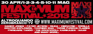 Al via la sesta edizione del Maximum Festival