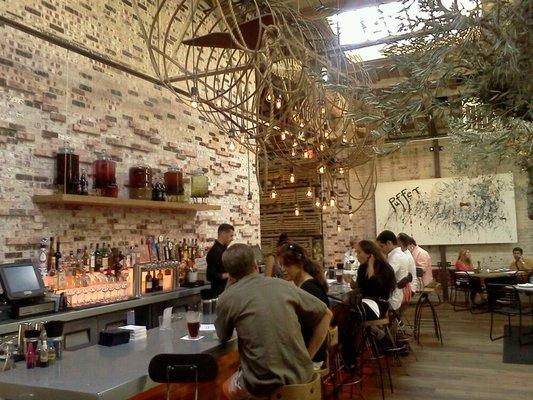 Designer Eco Eco Design Restaurant Herringbone La Jolla